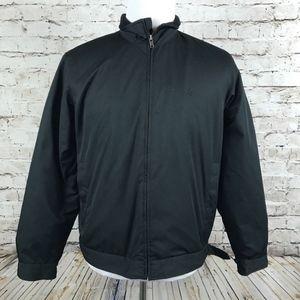 Polo Ralph Lauren Full Zip Jacket Size M Black